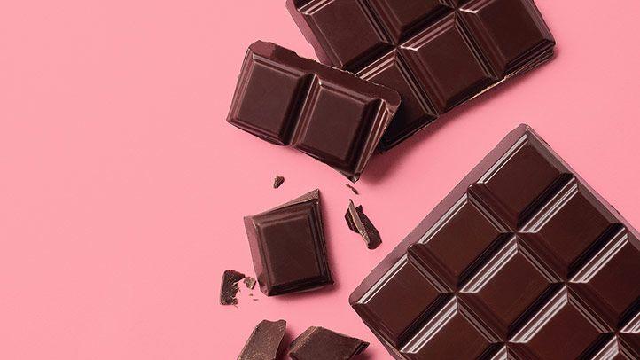 شکلات تلخ و آرامش اعصاب افراد
