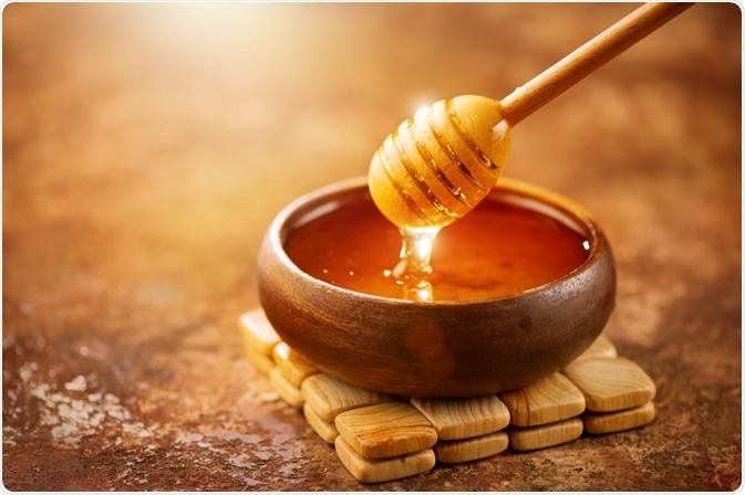 عسل برای آرام شدن اعصاب